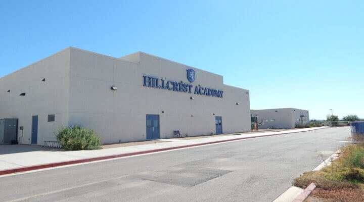 48,414 SF School Facility, Mesa