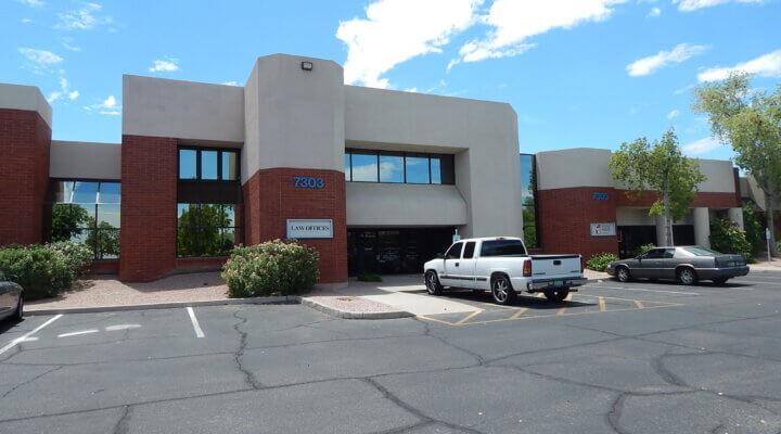 6,844 SF Flex R&D Office Building