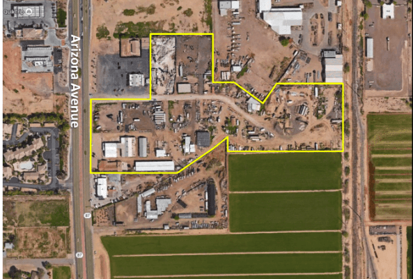 Chapter 11 Bankruptcy Trustee Over 11.54 Acre Commercial & Industrial Development-Redevelopment