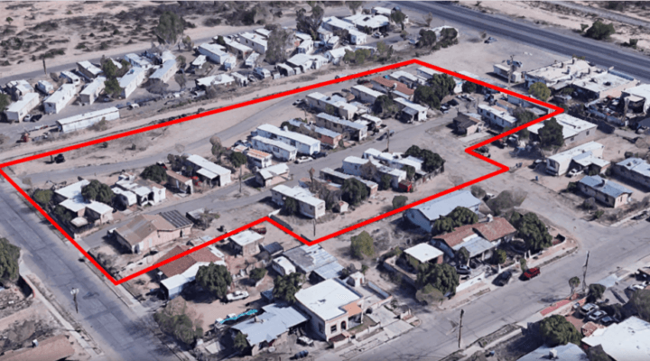 REO Mobile Home Park with Stabilized Income