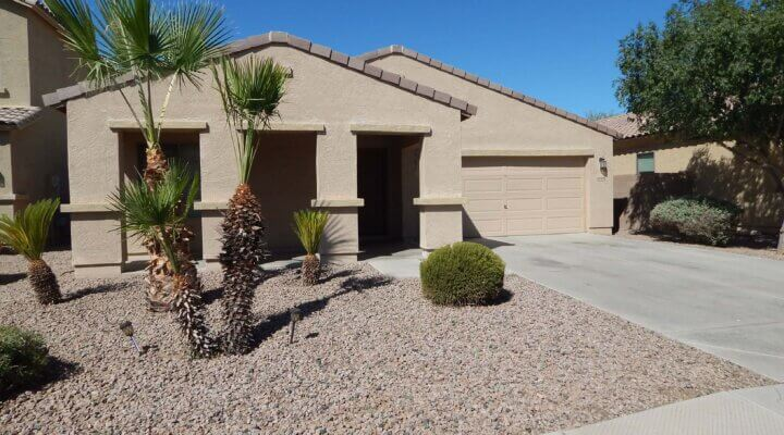 1725 SF Home in Maricopa Arizona