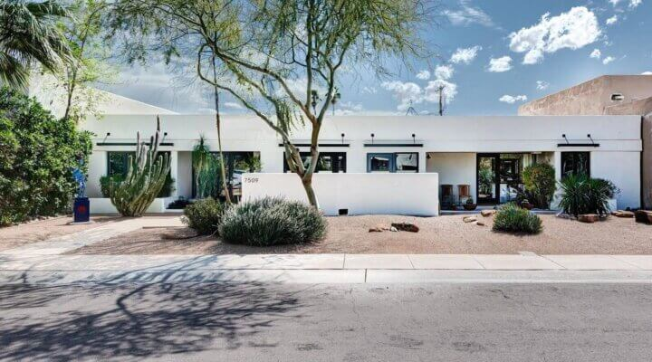 2,454 SF Office in Old Town Scottsdale Arizona