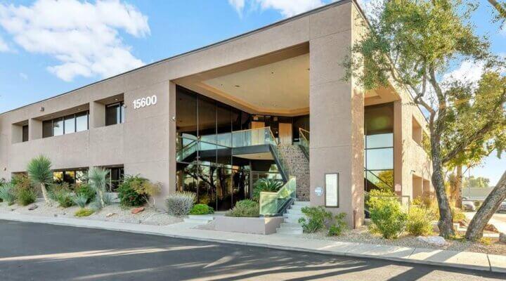 1408 SF Medical Office Space in Phoenix AZ