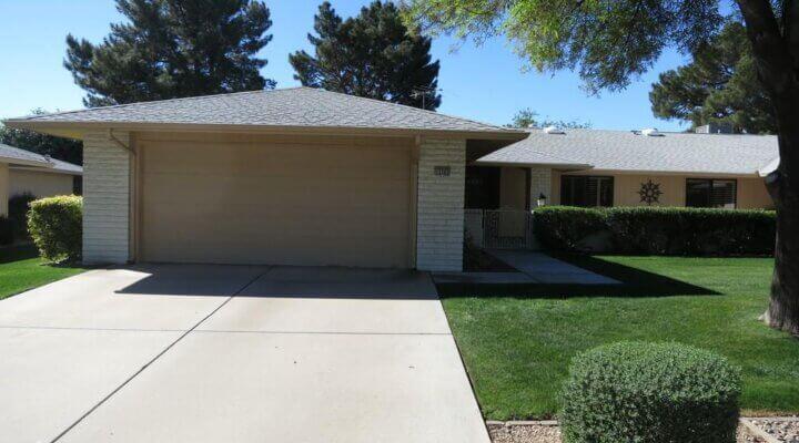 1,419 SF Home in Sun City West AZ