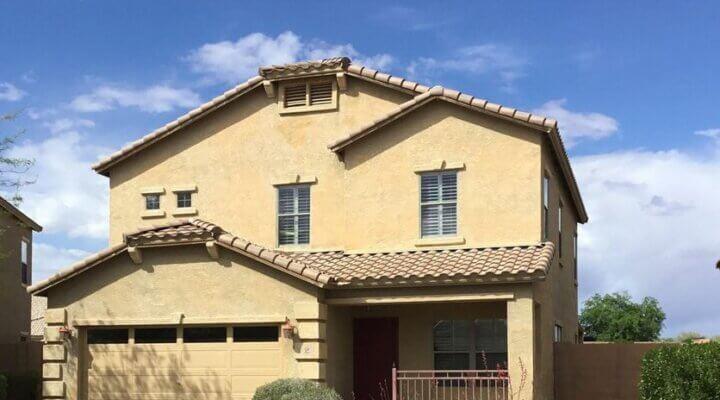 2,486 SF Home in San Tan Valley AZ