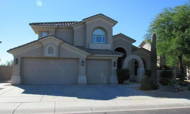 2,504 SF Home in Cave Creek AZ