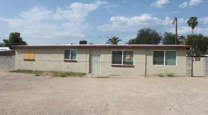 1,150 SF 4-bed, 2-bath home in Tucson, AZ