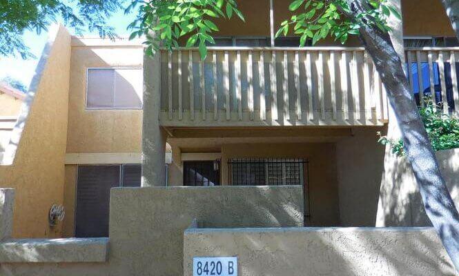 1,308 SF Townhome in Phoenix, AZ