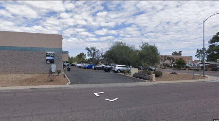 1320 SF Industrial Condo in Phoenix Arizona