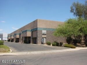 1,320 SF Industrial Condo in Phoenix, AZ