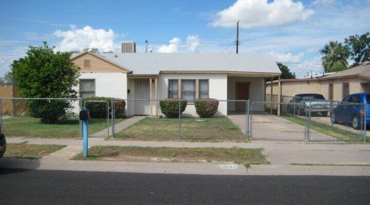 1393 SF Home in Phoenix AZ