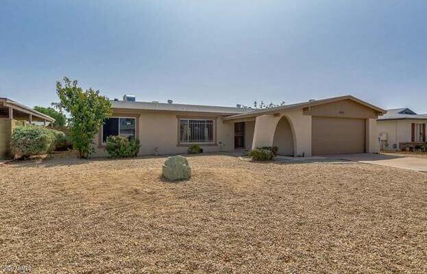 1634 SF Home in Phoenix AZ