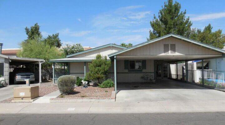3886 SF Lot in Peoria Arizona