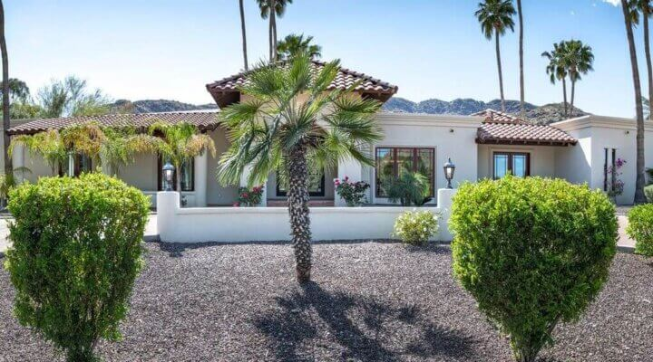 4564 SF Home in Paradise Valley