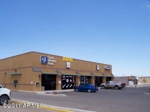 6000 SF Retail building in Arizona City Arizona