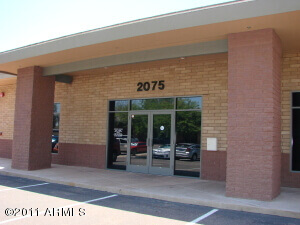 6395 SF Office Building in Tempe Arizona