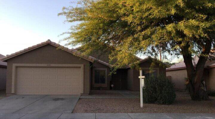1513 Sf Home In Phoenix Arizona