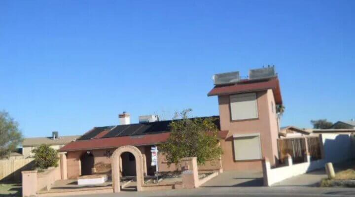 1676 Sf Home In Phoenix Arizona