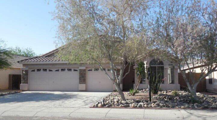 1834 Sf Home In Phoenix Arizona