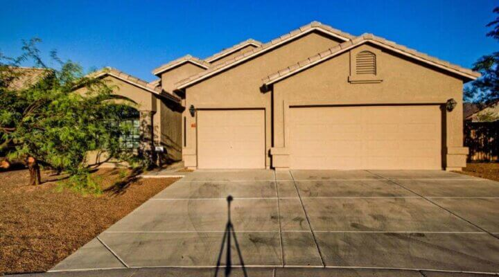 1999 Sf Home In Phoenix Arizona