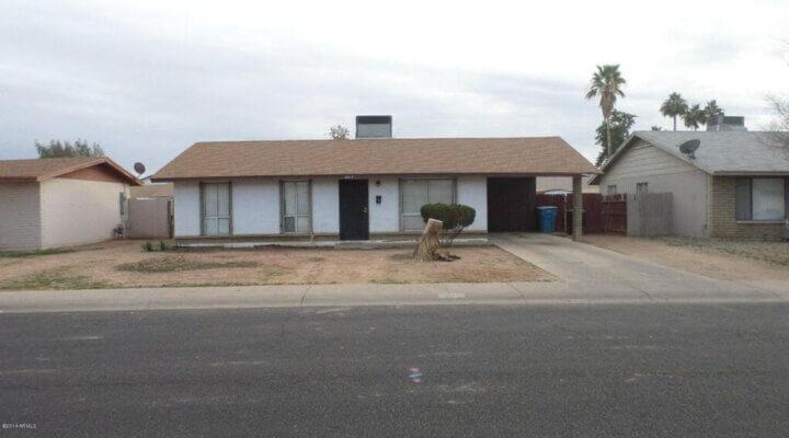 945 Sf House In Phoenix Arizona