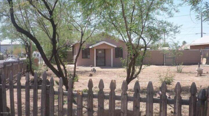 983 Sf Home In Phoenix Arizona