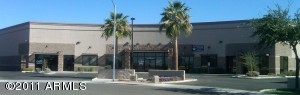 Two Industrial Condos Totaling 5777 Sf In Glendale Arizona