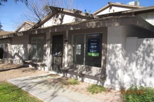 1107 SF Townhome in Scottsdale Arizona