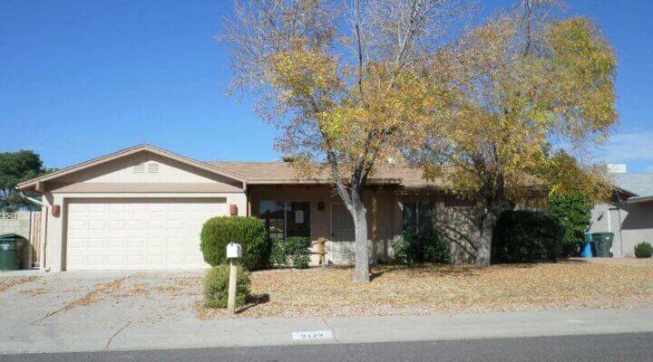 1283 SF Home in Phoenix Arizona