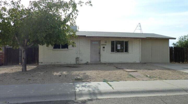 1384 SF Home in Phoenix Arizona