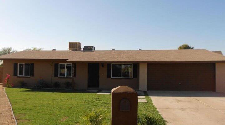 1450 SF Home in Phoenix Arizona