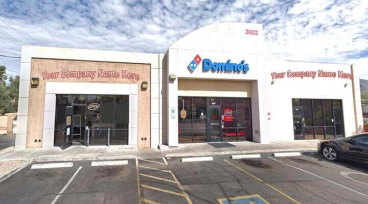1500 SF Retail Lease in Phoenix Arizona