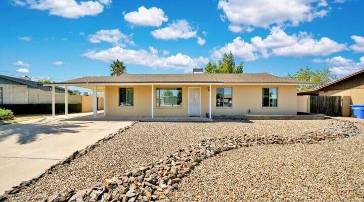 1731 SF Home in Phoenix Arizona