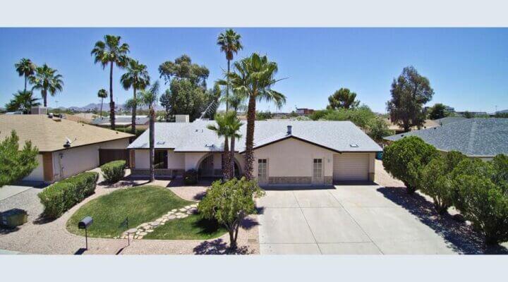 1735 SF Home in Phoenix Arizona