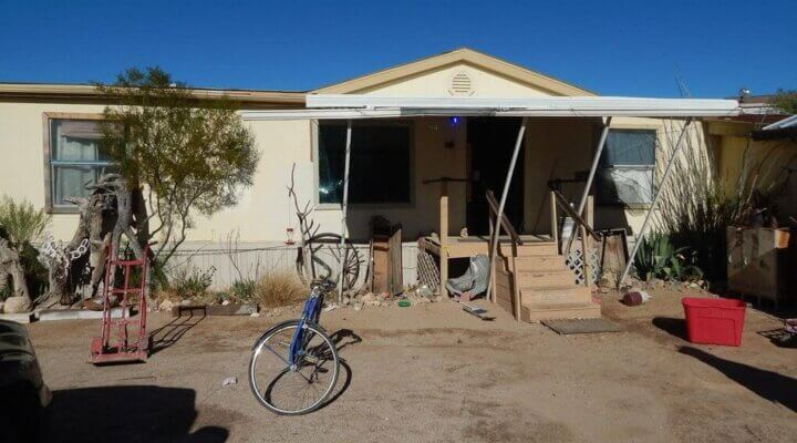 1800 SF Manufactured Home in Vail Arizona