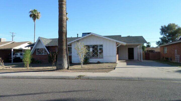 1854 SF Home in Phoenix Arizona