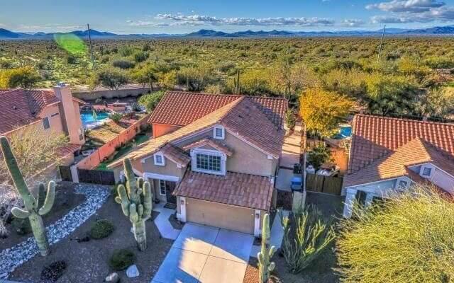 2195 SF Home in Cave Creek Arizona