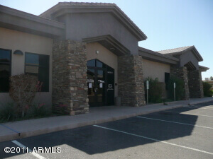 3960 SF Office Building in Casa Grande Arizona