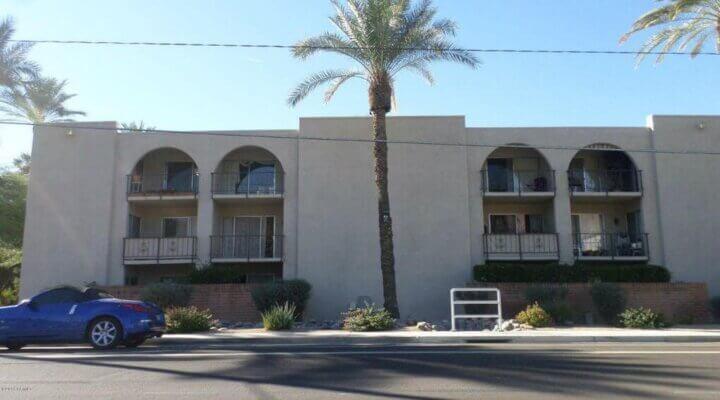 522 SF Condo in Phoenix Arizona