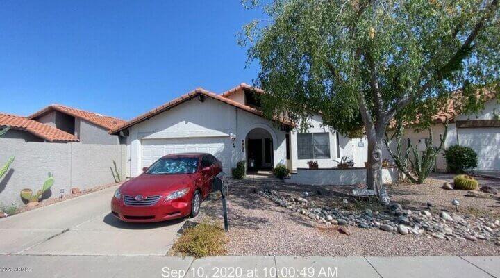 1550 SF Home in Mesa Arizona
