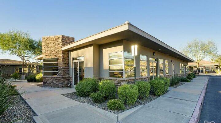 1637 SF Office Condo in Ahwatukee Arizona