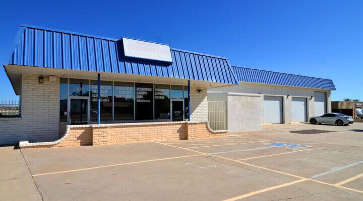 3.996 SF Retail Building in Fountain Hills Arizona
