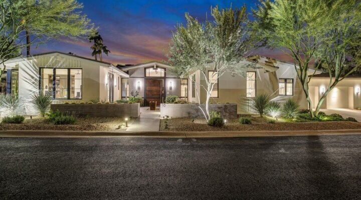 4364 SF Home in Paradise Valley Arizona