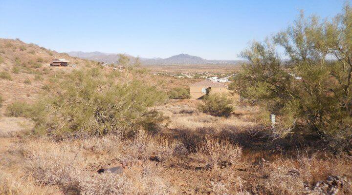 1.2 Acres of residential land in Phoenix, Arizona
