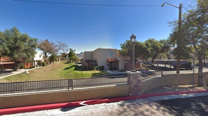 1,287 SF Townhome in Phoenix, Arizona