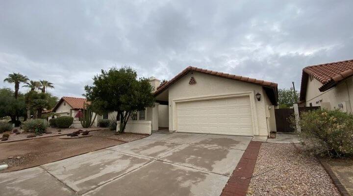 1,828 SF Home in Tempe, Arizona