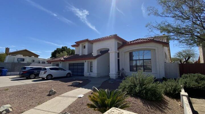 2,792 SF Home in Phoenix, Arizona