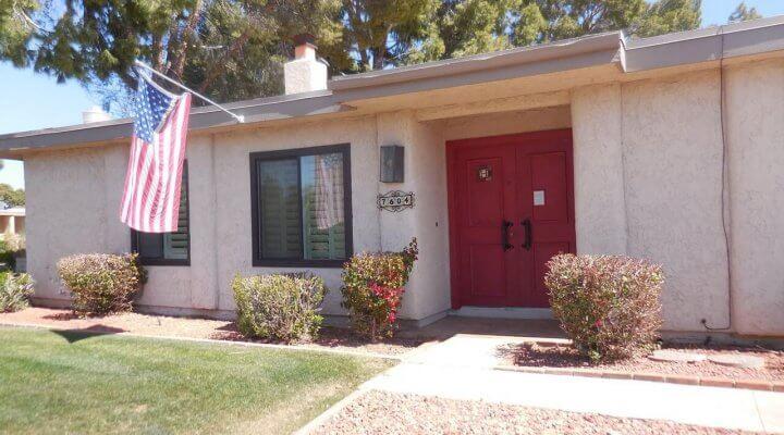 1640 SF Condo in Scottsdale Arizona