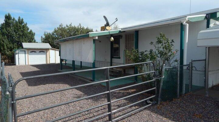 960 SF Manufactured Home in Payson Arizona