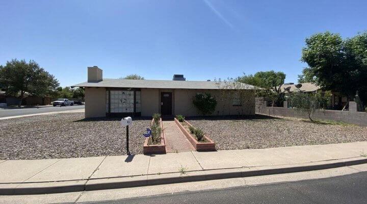 1450 SF Home in Mesa Arizona